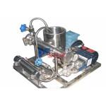 Membrane test equipment